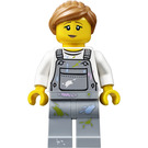 LEGO City People Pack Painter Minifigure