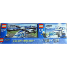 LEGO City Police Super Pack 2-in-1 Set 66412