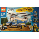 LEGO City Police Super Pack 4-in-1 Set 66427