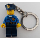 LEGO City Policeman Key Chain (850933)