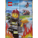 LEGO City Poster - Fire (6035805)