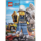 LEGO City Poster Miners - One Side