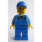 LEGO City Square Auto Mechanic Minifigure