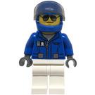 LEGO City Square Helicopter Pilot Minifigure