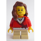 LEGO City Square Little Girl Minifigure