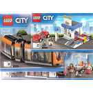 LEGO City Square Set 60097 Instructions