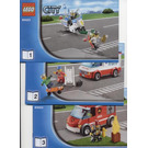 LEGO City Starter Set 60023 Instructions
