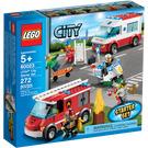 LEGO City Starter Set 60023 Packaging
