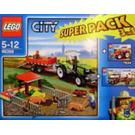 LEGO City Super Pack 3 in 1 Set 66358