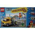 LEGO City Super Pack 4 in 1 Set 66362