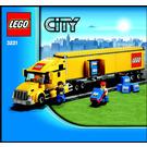 LEGO City Truck Set 3221 Instructions