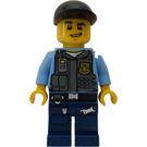 LEGO City Undercover Elite Police Officer Minifigure