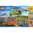 LEGO City Volcano Value Pack Set 66540
