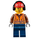 LEGO City Worker Minifigure