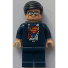 LEGO Clark Kent / Superman Minifigure
