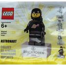 LEGO Classic Astronaut - Black (2856226)