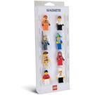 LEGO Classic Minifigure Magnet Set (M428)
