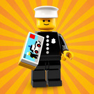 LEGO Classic Police Officer Set 71021-8