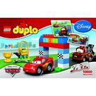LEGO Classic Race Set 10600 Instructions