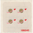 LEGO Classic Space Logos Stickersheet (199540)