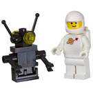 LEGO Classic Spaceman Minifigure Retro Set 5002812