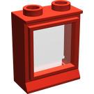 LEGO Classic Window 1 x 2 x 2 (for Slotted Bricks) (7026)