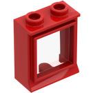 LEGO Classic Window 1 x 2 x 2 with Fixed Glass