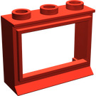 LEGO Classic Window 1 x 3 x 2 with Long Sill (31)