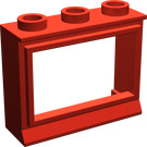 LEGO Classic Window 1 x 3 x 2 with Short Sill (31)