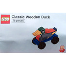LEGO Classic Wooden Duck Set 6258620