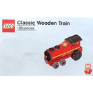 LEGO Classic Wooden Train Set 6258623