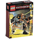 LEGO Claw Crusher Set 8101 Packaging