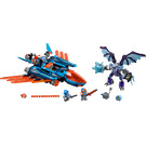 LEGO Clay's Falcon Fighter Blaster Set 70351