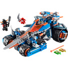 LEGO Clay's Rumble Blade Set 70315