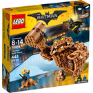 LEGO Clayface Splat Attack Set 70904 Packaging