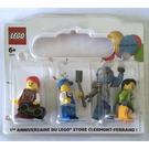 LEGO Clermont-Ferrand 1st anniversary Exclusive Minifigure Pack (CLERMONTFERRAND-2)
