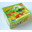 LEGO Clive Crocodile on his Skateboard Set 3721 Packaging