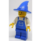 LEGO Clock Set Wizard Minifigure