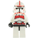 LEGO Clone Trooper, Episode 3, Red Shock Trooper Minifigure