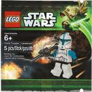 LEGO Clone Trooper Lieutenant Set 5001709 Packaging