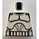 LEGO Clone Trooper Torso Without Arms (973)
