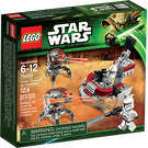 LEGO Clone Troopers vs. Droidekas Set 75000 Packaging