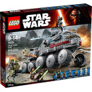 LEGO Clone Turbo Tank Set 75151 Packaging