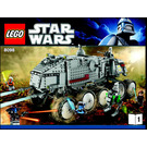 LEGO Clone Turbo Tank Set 8098 Instructions