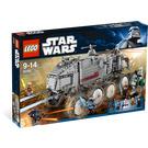 LEGO Clone Turbo Tank Set 8098 Packaging