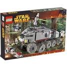 LEGO Clone Turbo Tank Set (without Light Up Mace Windu) 7261-2 Packaging