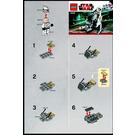 LEGO Clone Walker Set 30006 Instructions