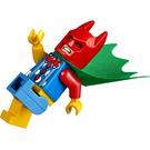 LEGO Clown Batman Minifigure