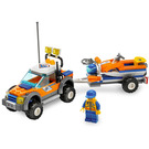 LEGO Coast Guard 4WD & Jet Scooter Set 7737
