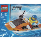LEGO Coast Guard Boat Set 4898